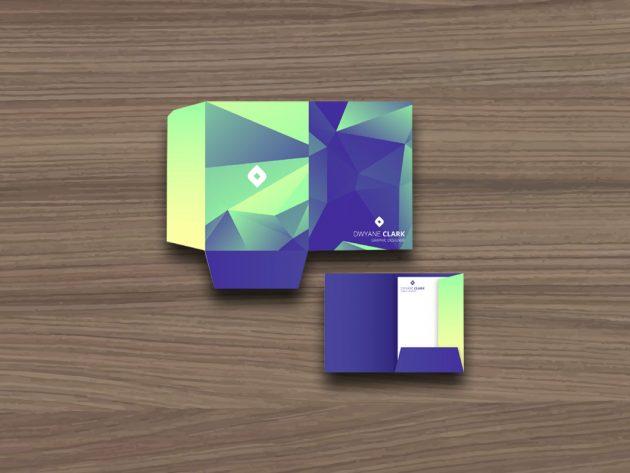 Folder (Φάκελος Παρουσίασης)