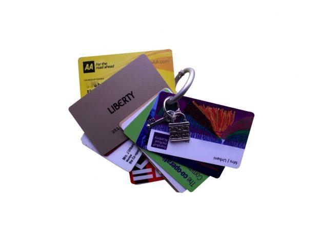 Επαγγελματικές Κάρτες Μπρελόκ