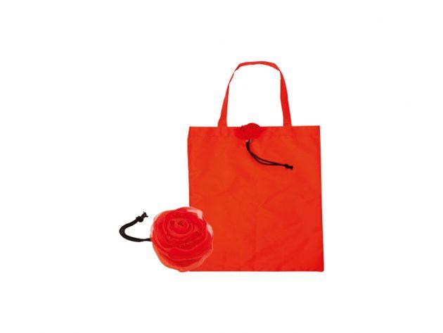 Τσάντα αναδιπλούμενη τριαντάφυλλο