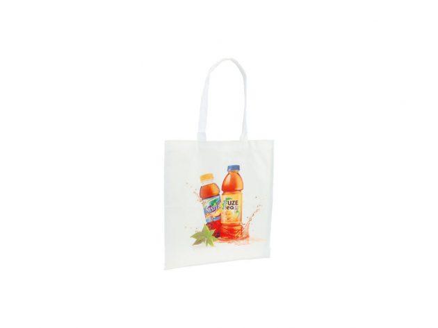 Τσάντα με έγχρωμη εκτύπωση