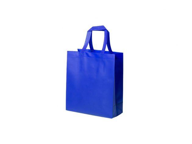 Τσάντα non-woven μπλε