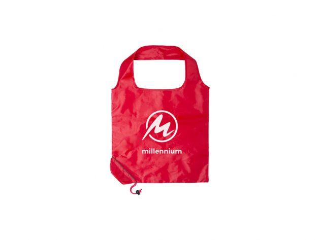 Τσάντα αναδιπλούμενη κόκκινη