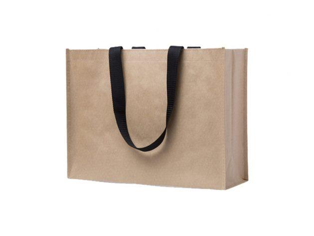Τσάντα χάρτινη οικολογική