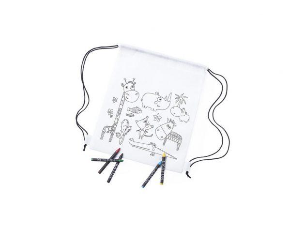 Backpack για ζωγραφική