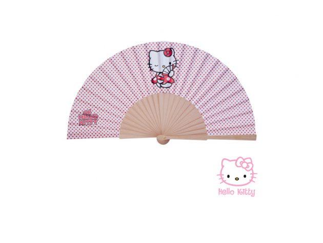 Βεντάλια Hello Kitty