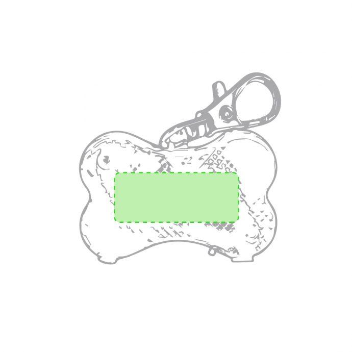 Ανακλαστικό λαμπάκι για κατοικίδια