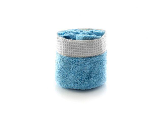 Σετ 6 πετσέτες από μικροϊνες