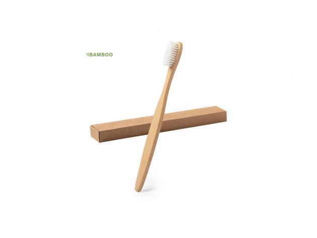 Οδοντόβουρτσα από μπαμπού