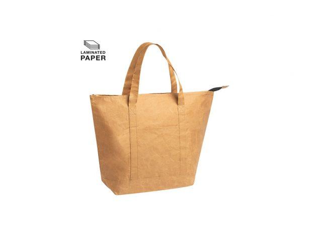 Ισοθερμική τσάντα από χαρτί