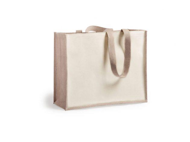Τσάντα από φυσική γιούτα