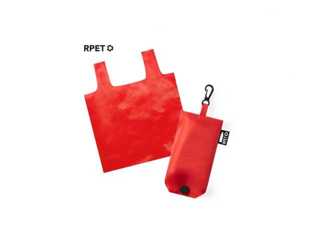 Αναδιπλούμενη τσάντα από ανακυκλωμένα υλικά