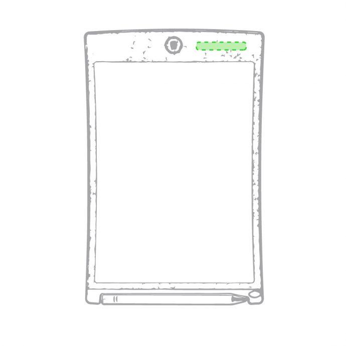 Lcd tablet γραφής