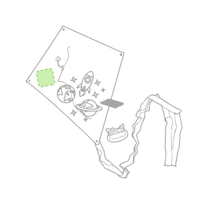 Χαρταετός για ζωγραφική