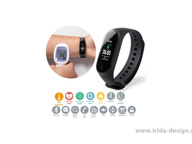 Smart Bracelet Υγείας