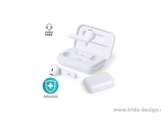 Αντιβακτηριακά Ακουστικά Bluetooth