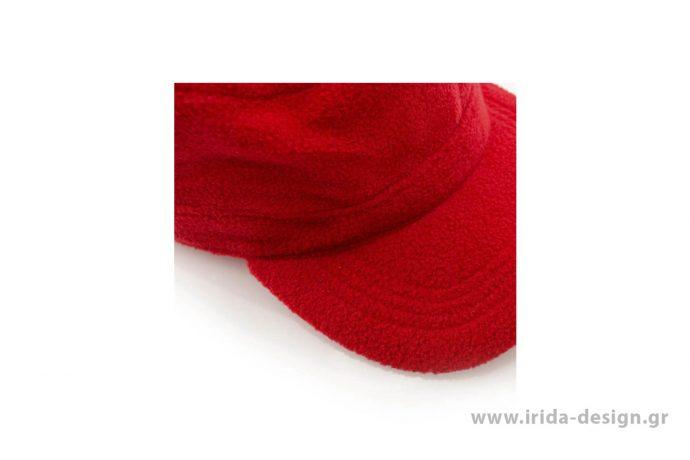 Καπέλο Fleece σε 2 χρώματα