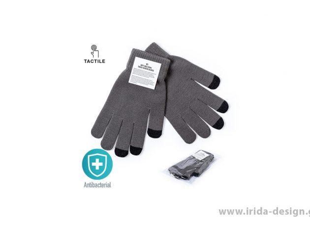Αντιβακτηριακά Γάντια για Οθόνες Αφής