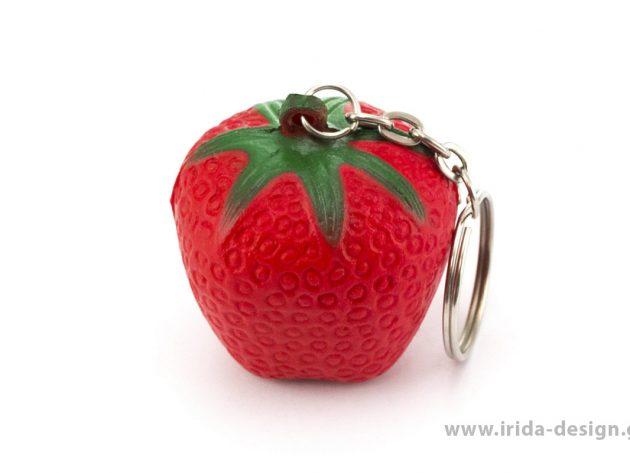 Antistress Μπρελόκ σε Σχήματα Φρούτα
