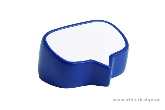 Antistress Σχήμα Συννεφάκι Διαλόγου - Speech Bubble
